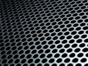 Perforated Metal Round Perforation